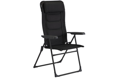 Vango Malibu Camping Chair Granite Grey