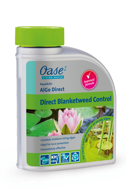 Direct Blanket weed Control Oase