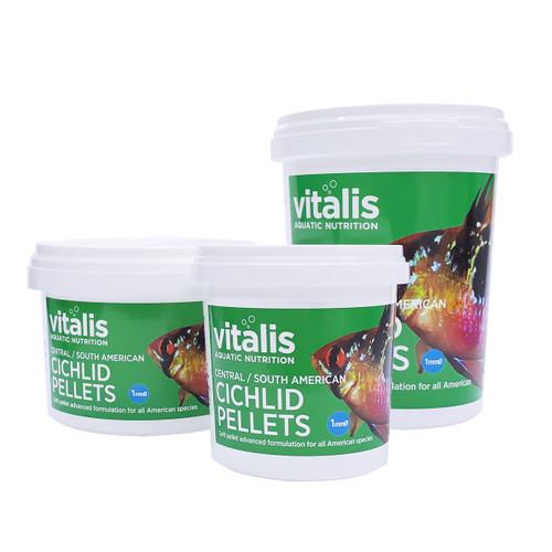 Vitalis Central South American Cichlid Pellets
