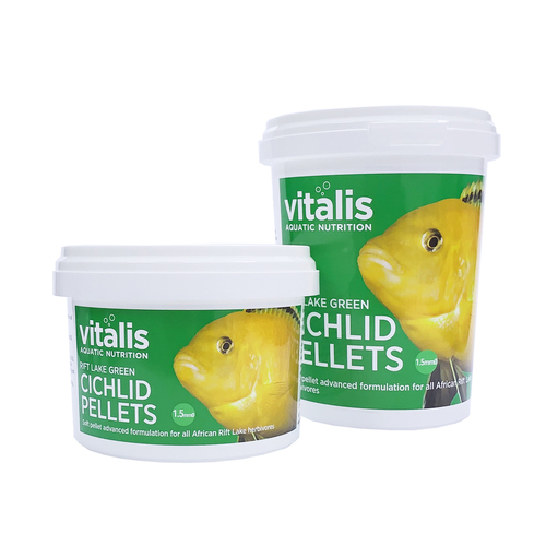 Vitalis Rift Lake Green Cichlid Pellets