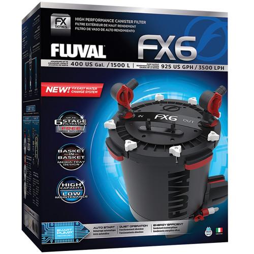 Fluval fx 6 external filter