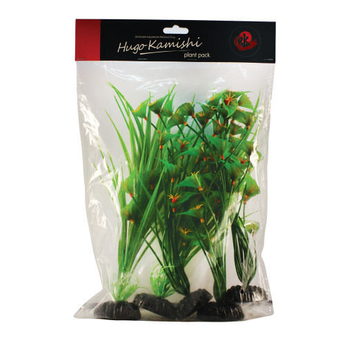 Hugo Kamishi 5 pack plastic spikey Mix 30cm