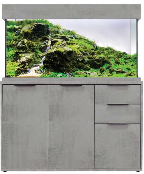OakStyle 230 Cabinet Concrete Edition