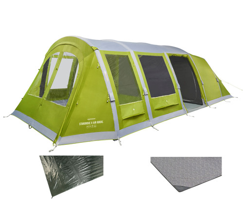 Stargrove Air 600XL with Carpet & Groundsheet