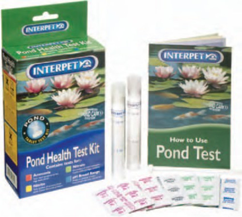 Pond Health Test Kit