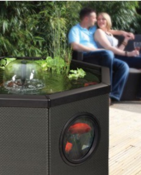Blagdon Affinity Living Water Features