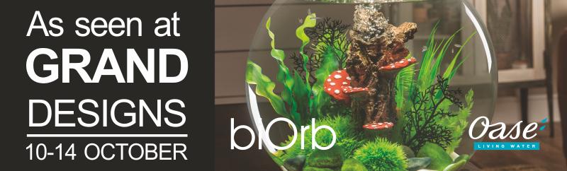 biOrb Aquariums Grand Design