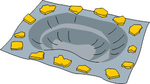Step 3: Installing a pond liner