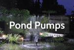 Buy Pond Pumps