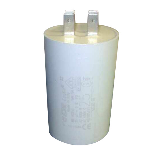 ICAR 25uf Motor Start Capacitor Quick Connect