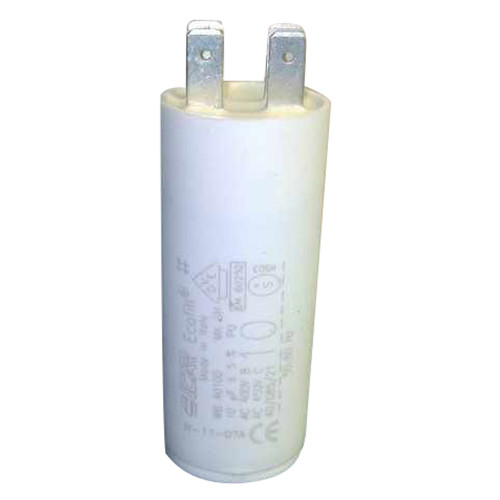 ICAR 10uf Motor Start Capacitor Quick Connect