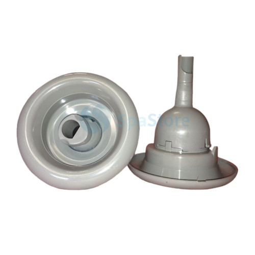 127mm Signature Hurricane Roto Jet Grey