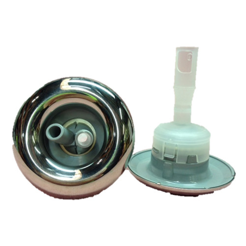 86mm	Pentair Cyclone Micro Twin Roto SS Large Face