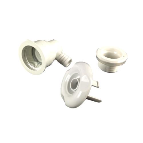 70mm Davey Spa Quip Varijet Standard White
