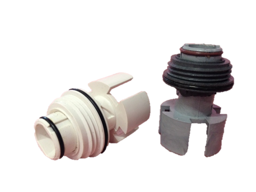 "7.8mm(0.31"") Waterway Adjustable Mini Jet Internal Valve Assy"