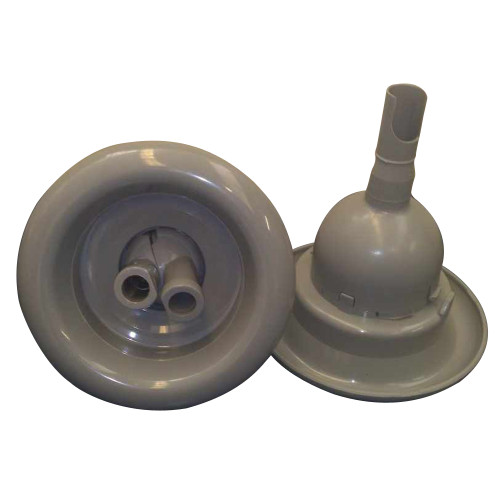 127mm Signature Hurricane Twin Roto Jet Grey