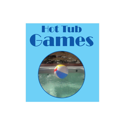 Hot Tub Games Electronic-book