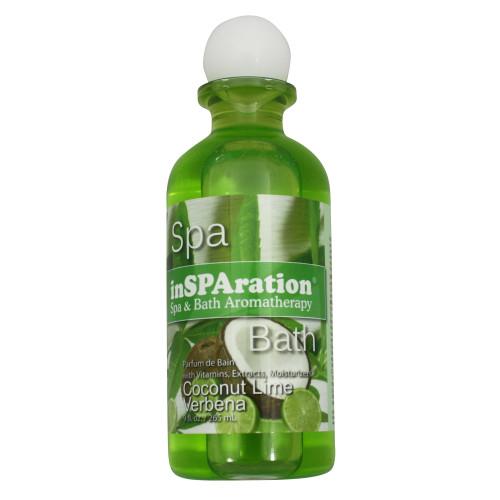 Coconut Lime Verbena inSPAration 265ml Bottle Spa Aromatherapy