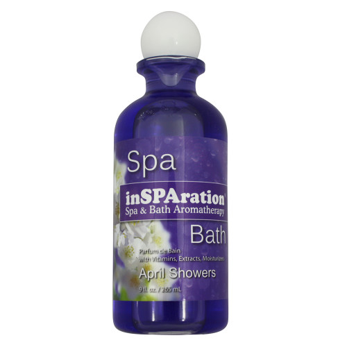 April Showers inSPAration 265ml Bottle Spa Aromatherapy