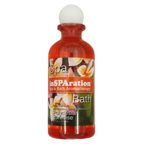 Polynesian Paradise inSPAration 265ml Bottle Spa Aromatherapy