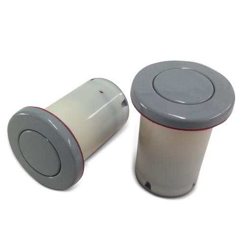 Edgetec Enforcer Grey Air Button