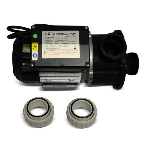 LX JA50 Whirlpool .37kw 0.5hp Spa Circulation Pump