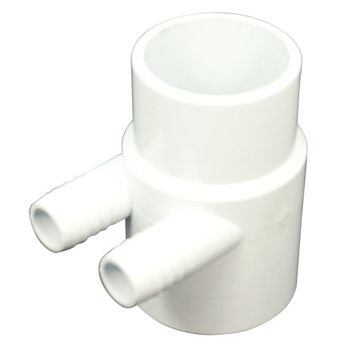2 Port PVC Water Manifold