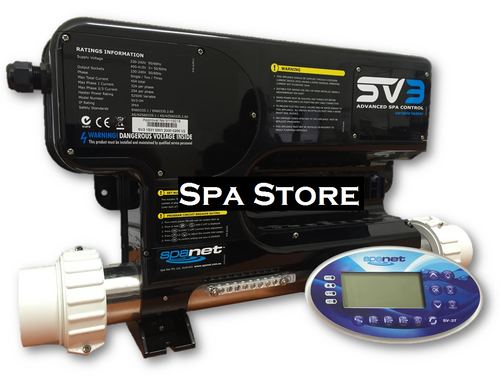 SpaNet® SV3 Variable Heat Controller Complete With Touchpad