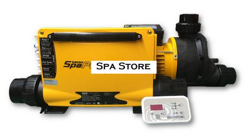 Davey Spa Quip® SP601 Kit with 1.5Hp/1Sp/10amp