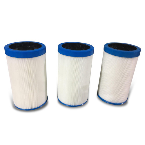 215 x 125mm Kit of 3 Camlock Filters For Vortex Spas