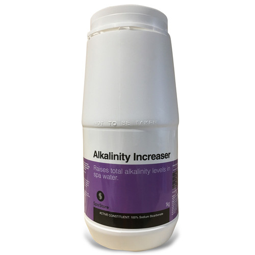 Spa Store 1Kg Alkalinity Up