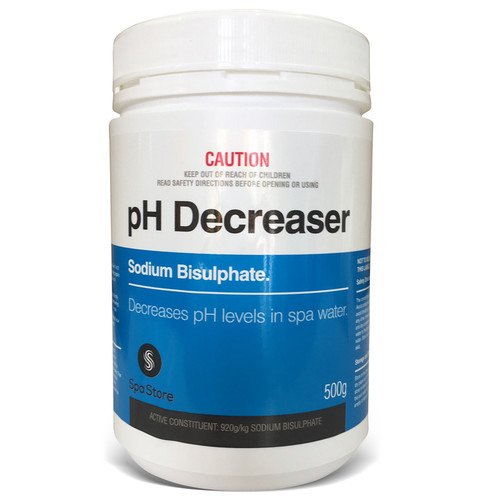 Spa Store pH Decreaser 500g