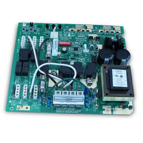 Jacuzzi® J-300™ 2-Pump Control Circuit Board