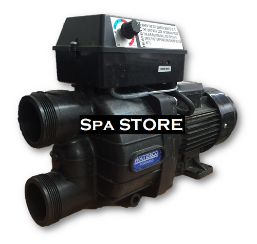 Portapac Demand - Electronic 10amp Mk4