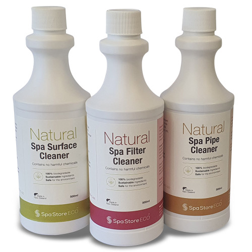 Natural Spa Cleaning Kit