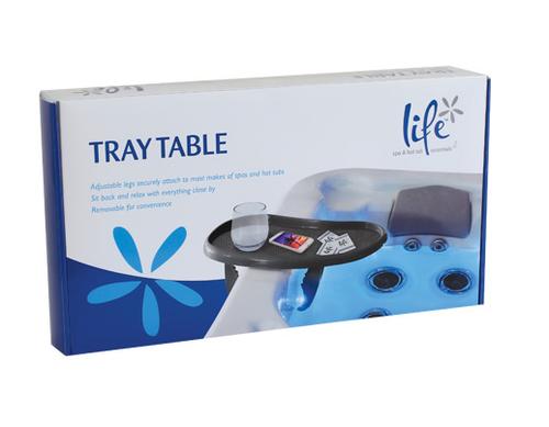Life Spa Tray Table