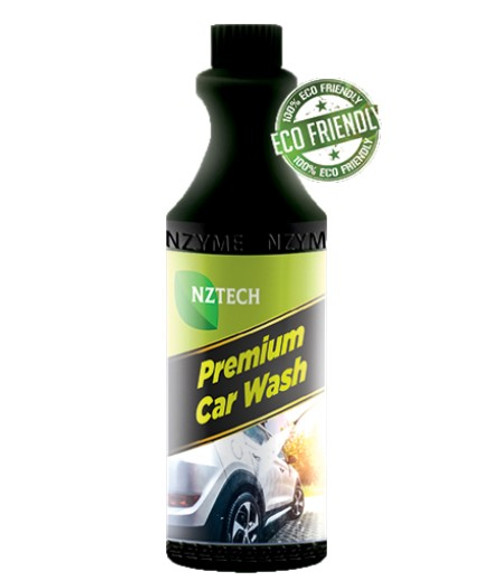 NZ Tech Premium Foaming Car Wash 500ml