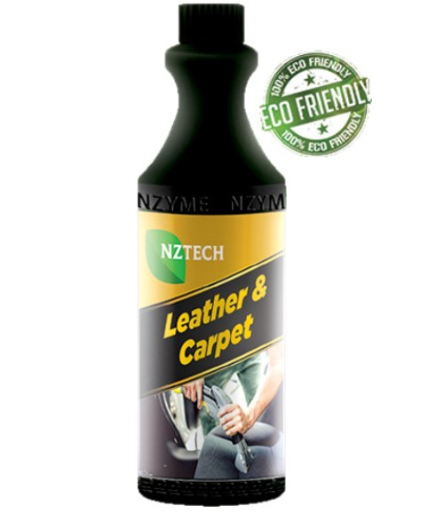 NZ Tech Leather and Carpet Cleaner 500ml