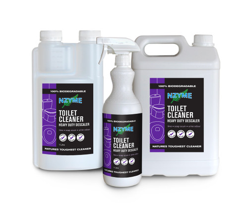 NZYME Toilet Cleaner 5 Litre Ready To Use