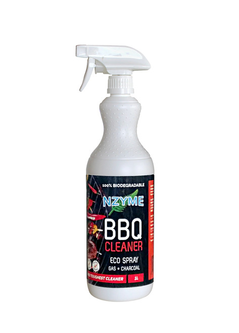 NZYME Barbeque Cleaner 1 Litre Ready To Use