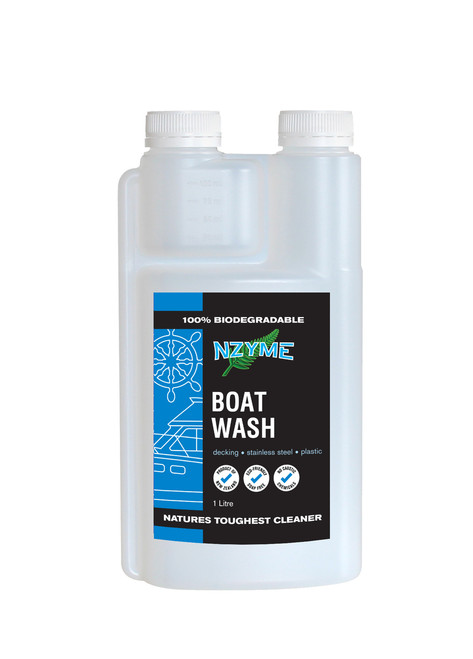 NZYME Boat Wash 1 Litre Concentrate