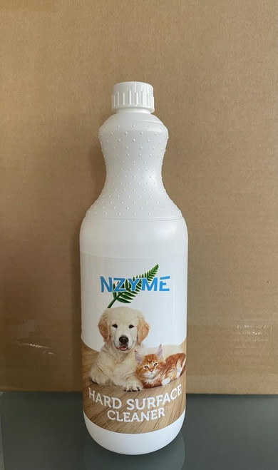 NZYME Pet Hard Surface Cleaner 1 Litre