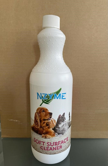 NZYME Pet Soft Surface Cleaner 1 Litre