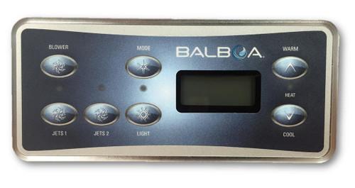 Balboa VL701S Touchpad and Overlay
