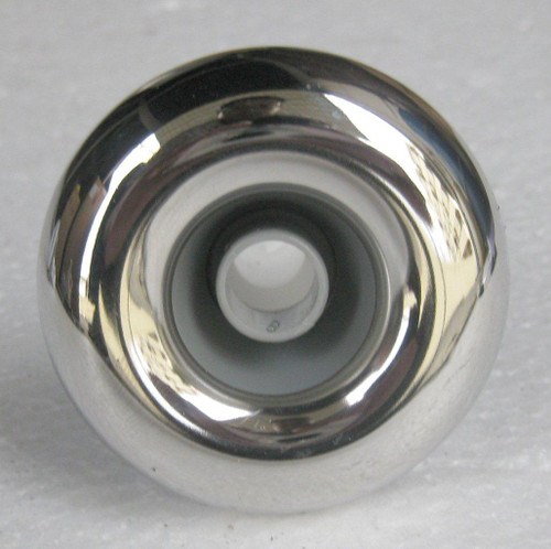 "50mm (2"")	Jet Face Arcadia Stainless Steel Grey"