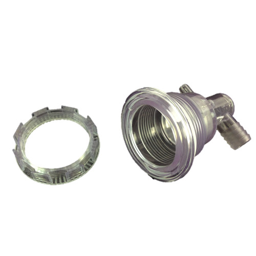 """110mm (4"""") RD Jet Body Clear"""