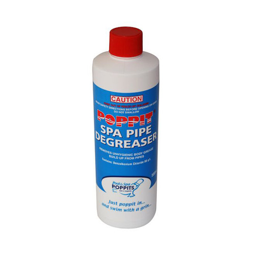 Poppit 500ml Pipe Degreaser