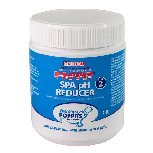 Poppits pH Reducer 750GR
