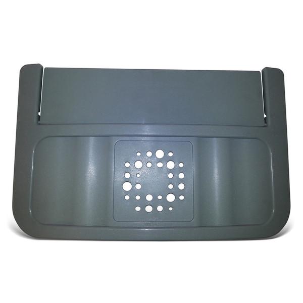 O2 Spas / Vortex Spas filter face (Charcoal)