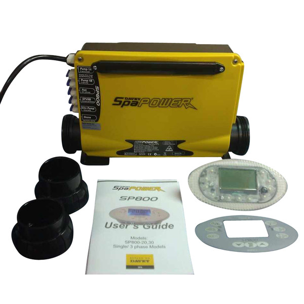 Davey Spa Quip® Spa Power 800 Spa Pool Controller/Heater